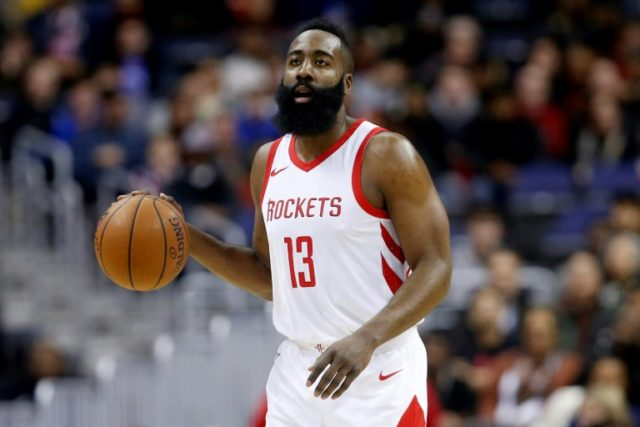 James Harden cemented his return from injury with 22 points for the Rockets in a 116-108 win over the Golden State Warriors