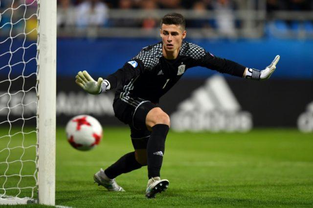 Linked with Madrid, Kepa renews Athletic Bilbao deal