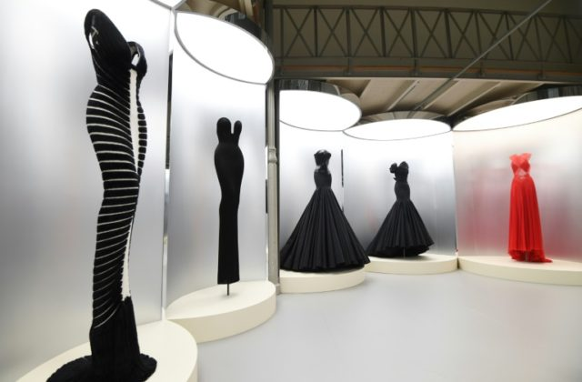 Paris show pays homage to 'eternal style' of late designer Alaia