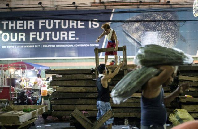 Philippine economy grows 6.7 percent in 2017
