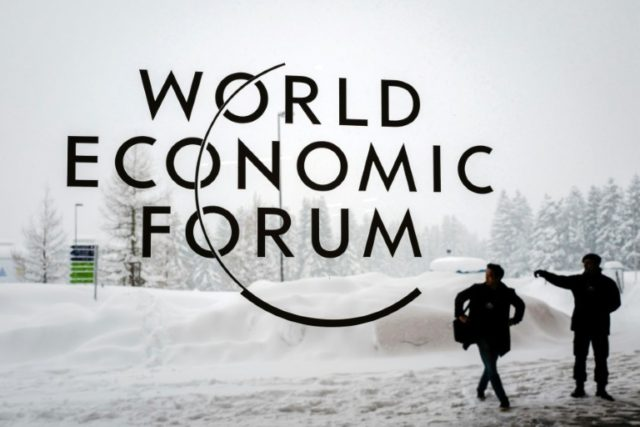 Snow-bound Davos warms to business-friendly climate