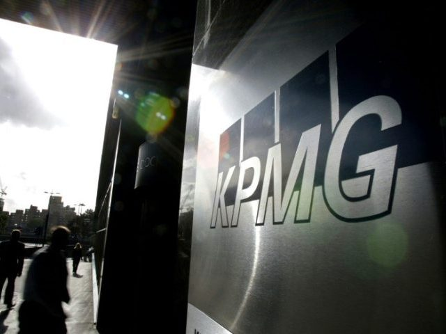 Former KPMG executives charged in accounting oversight scam