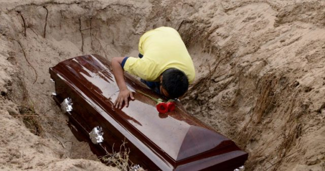 Three-quarters of Mexico murders linked to organized crime: NGO