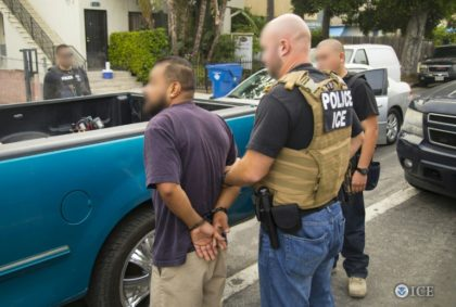 Child Rapist and Domestic Abuser Evade ICE Arrest of 115 Illegal Aliens in Southern California
