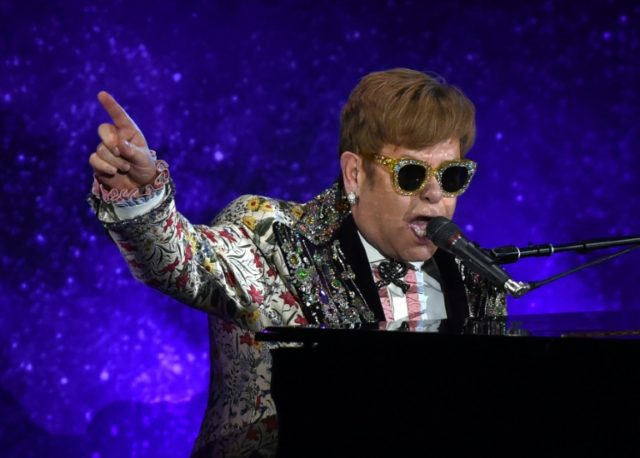 Elton John to 'go out with a bang' on final tour