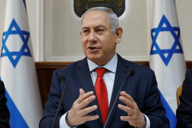 Netanyahu in Golan Heights: No one should test Israel's resolve