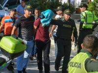 Five killed in bomb attack at Colombia police station