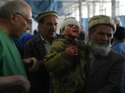 Kabul on high alert after ambulance bomb kills nearly 100