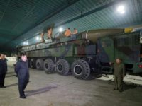 Not there yet, but US officials warn N.Korea soon to perfect ICBM