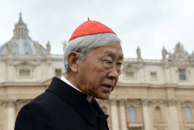 Provisional Agreement between Holy See and China