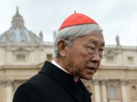 Cardinal Joseph Zen said the Vatican is selling out the Catholic Church in China