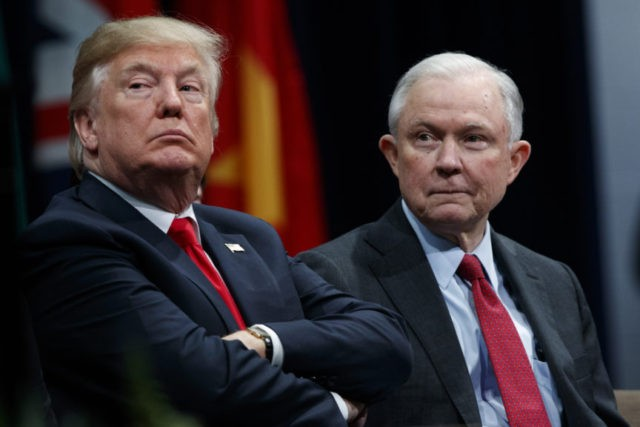Sessions, pressing Trump's agenda, seeks 'merit-based' immigration, end to sanctuary cities