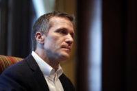 Missouri governor: 'no blackmail,' 'no violence' in affair