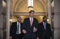 House Speaker Ryan remains non-committal about re-election