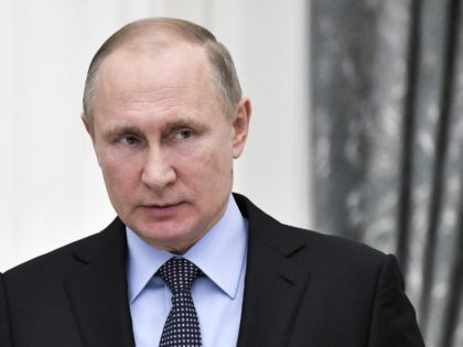 Putin: US took 'hostile step' in publishing Russia list