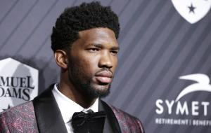 Joel Embiid says he's moving on from Rihanna quest