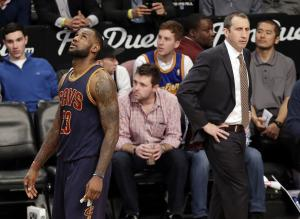 David Blatt: Former coach takes shot at Cavaliers before getting burned