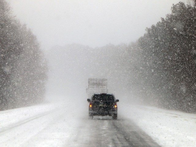 US East Coast hit with sub-zero temperatures following snowstorm