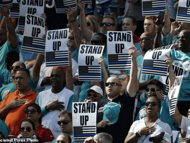 AP Fan Protest