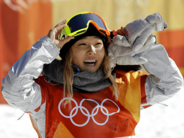 Chloe Kim's Father Proclaims 'American Dream' After Daughter's Gold Medal Win - Breitbart