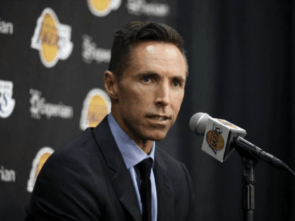 Former NBA Player Steve Nash: Constitution 'Very Old,' Americans 'Brainwashed' to Love Guns