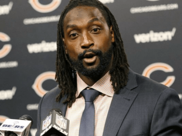 Former Bears CB Charles Tillman is reportedly now an Federal Bureau of Investigation agent