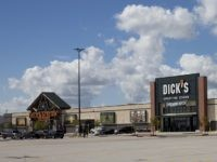 The new DICK'S Sporting Goods store at Baybrook Mall in Friendswood, Texas on Tuesday, October 18, 2016. The store is one of six new locations now open for business in the Houston area, two of the locations include the Field & Stream and Golf Galaxy specialty shops. (Photo by Scott …