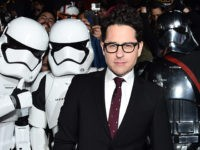 "HOLLYWOOD, CA - DECEMBER 14: Director J.J. Abrams attends the World Premiere of ""Star Wars: The Force Awakens"" at the Dolby, El Capitan, and TCL Theatres on December 14, 2015 in Hollywood, California. (Photo by Alberto E. Rodriguez/Getty Images for Disney)"