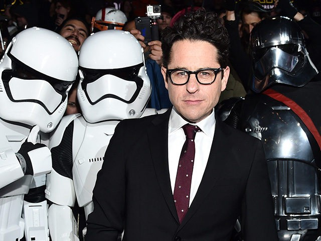"""HOLLYWOOD, CA - DECEMBER 14: Director J.J. Abrams attends the World Premiere of """"Superstar Wars: The Drive Awakens"""" at the Dolby, El Capitan, and TCL Theatres on December 14, 2015 in Hollywood, California. (Photo by Alberto E. Rodriguez/Getty Photography for Disney)"""