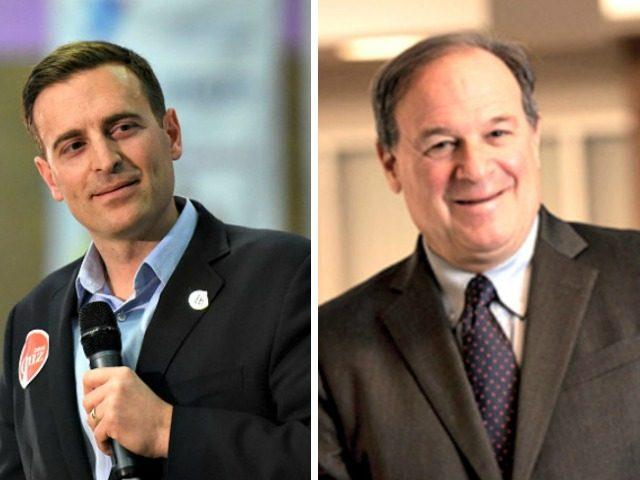 Adam Laxalt, Dan Schwartz