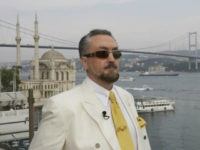 Anti-Darwinist author Adnan Oktar, better known as Harun Yahya, is a figure in Turkish creationism and a fervent advocate of creationism in the creation versus evolution debate. He is considered the leading Muslim advocate of creationism. Unlike the majority of Christian creationists, he subscribes to Old Earth creationism. He is against Zionism and Freemasonry and sees them as very interrelated movements, though he denounces anti-Semitism and terrorism. He founded the Science Research Foundation (SRF, or BAV in Turkish). In October 2006, he wrote 'Atlas of Creation', which had an international impact. (Photo by Patrick ROBERT/Corbis via Getty Images)