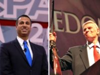 NRA Gives FCC Chairman Ajit Pai the Charlton Heston Courage Under Fire Award for Saving the Internet