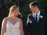 Amy Schumer Wedding Instagram