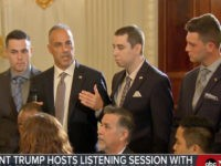Andrew Pollack Father of Parkland Shooting Victim Makes Emotional Remarks at WH Listening Session: 'I'm Pissed'