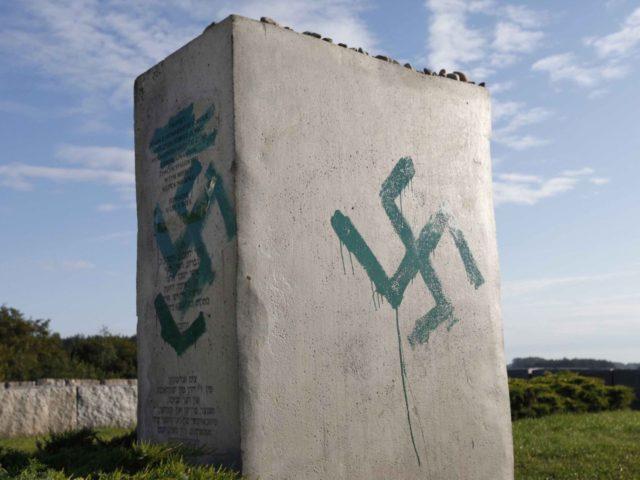 Antisemitism in Poland 2 (Artur Reszko / AFP / Getty)