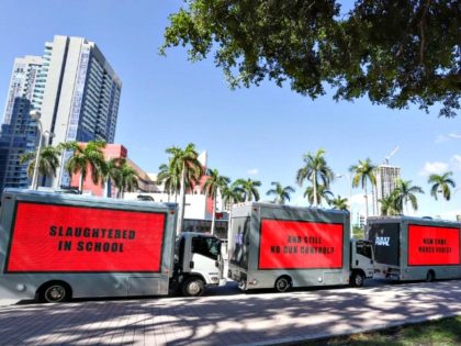 Group Erects Billboards Near Miami Targeting Sen. Marco Rubio after Florida School Shooting