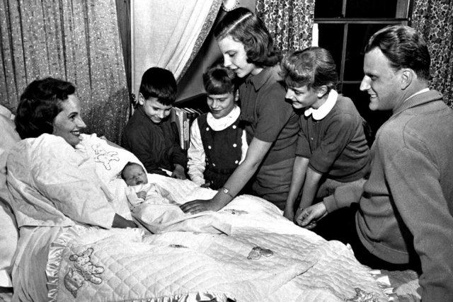 Billy Graham, Family