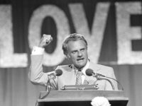 Donald Trump Remembers Billy Graham as an 'American Hero'