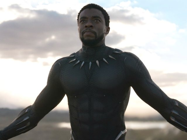 'Black Panther' scores highest Monday ever with $40.2M