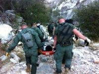 Border Patrol Rescue - CBP Photo
