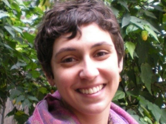 Cal State Dominguez Hills professor Brooke Mascagni