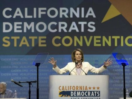 CA Dems State Convention 17 AP