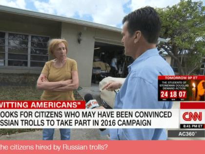 CNN Shames Woman for Facebook Post
