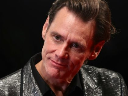 Jim Carrey Art Roasts 'Rotting' Democratic Party