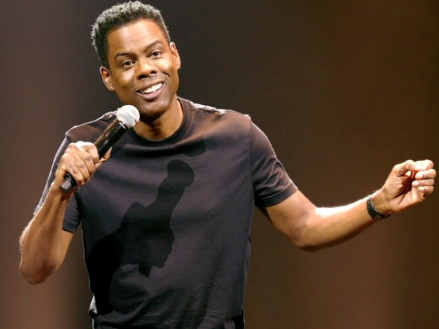 Chris Rock: 'You'd Think Cops Would Occasionally Shoot a White Kid Just to Make It Look Good'