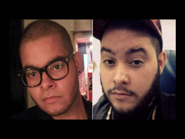 Christian Toro, a teacher, and Tyler Toro are twin brothers and were arrested by cops and the FBI in connection with storing bomb-making materials in the Bronx, New York. (FACEBOOK)