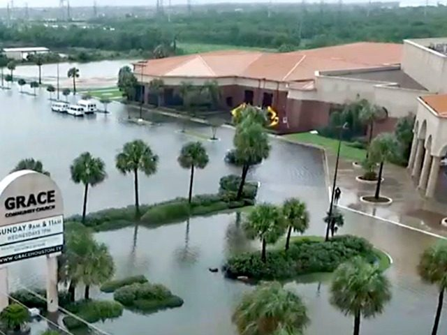 Church Flooded