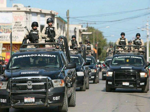 Coahuila Cops