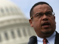 Ellison: LaPierre Using Fear Because 'He Doesn't Want to Talk About the Blood That Is Spilled All Over His Hands'