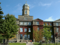 Henry Hicks Academic Building, Dalhousie University, 4 October 2007